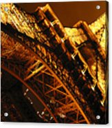 Eiffel Tower Paris France Acrylic Print