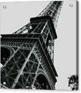 Eiffel Tower Slightly Askew Acrylic Print