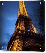 Eiffel's Magic Acrylic Print
