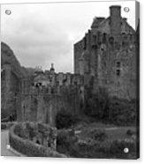 Eilean Donan Castle, Scotland Acrylic Print
