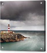 Eilean Glas Lighthouse 5 Acrylic Print