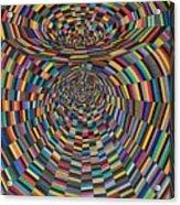 Einstein's Vacuum Field Acrylic Print