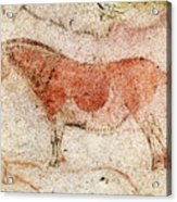 Ekain Cave Horse 2 Acrylic Print