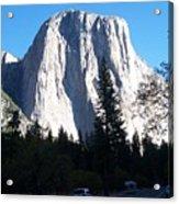 El Capitan Yosemite Acrylic Print