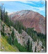 El Diente Peak Acrylic Print