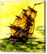 El Dorado Acrylic Print