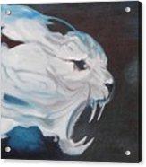 El Espiritu Del Jaguaro Acrylic Print
