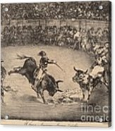 El Famoso Americano, Mariano Ceballos (the Famous American, Mariano Ceballos) Acrylic Print