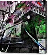 El Galeon Acrylic Print