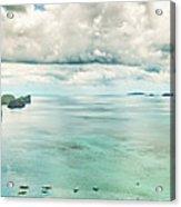 El Nido Bay Acrylic Print