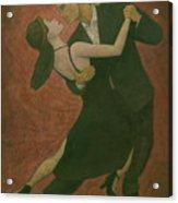 El Tango Acrylic Print