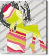 Elation Acrylic Print