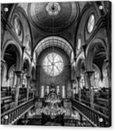 Eldridge Street Synagogue Acrylic Print