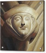 Eleanor Of Aquitaine Acrylic Print