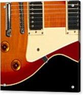 Electric Guitar 4 Acrylic Print