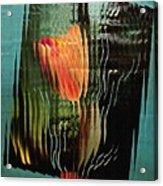 Electric Tulip 2 Acrylic Print