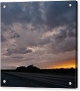 Electrified Skies Acrylic Print