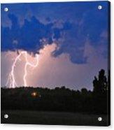 Electrifying Southern Davidson County Acrylic Print
