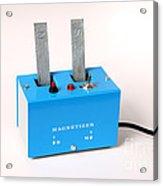Electro-magnet Magnetizer Acrylic Print