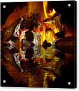 Element Reflections Acrylic Print