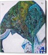 Elephant Man Acrylic Print