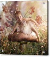Elf Baby II Acrylic Print