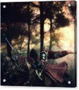 Elf Knights Acrylic Print