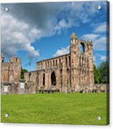Elgin Cathedral, Scotland Acrylic Print