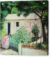 Elida House Acrylic Print