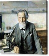 Elie Metchnikoff (1845-1916) Acrylic Print