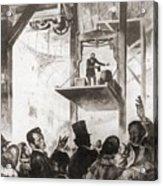 Elisha Graves Otis 1811-1861 Acrylic Print