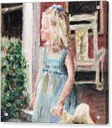 Elizabeth Anne Acrylic Print