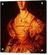 Elizabeth Bathory - Fresh Blood Acrylic Print