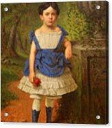 Elizabeth Moerlein Acrylic Print