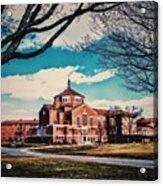 Elizabeth Seton Shrine Acrylic Print