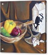 Elk Creek Kitchen Acrylic Print