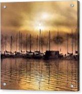 Elk Lake Morning  Acrylic Print