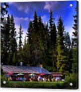 Elkins Resort II Acrylic Print