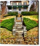 Ellicott City House Acrylic Print
