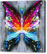 Elm Sparklefrost Acrylic Print