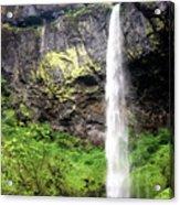 Elowah Falls Acrylic Print
