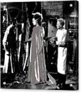 Elsa Lanchester Bride Of Frankenstein 4 1935-2015 Acrylic Print