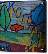 Elsk 2012 Acrylic Print