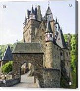 Eltz Castle Acrylic Print