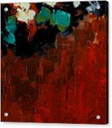 Elusive Panel 2 Acrylic Print by Vickie Warner