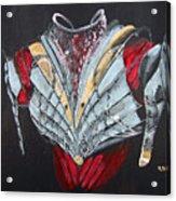 Elven Armor Acrylic Print