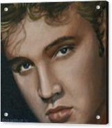 Elvis 24 1955 Acrylic Print