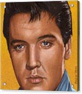 Elvis 24 1965 Acrylic Print