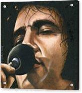 Elvis 24 1972 Acrylic Print