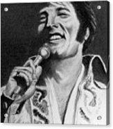 Elvis No. 8 Acrylic Print